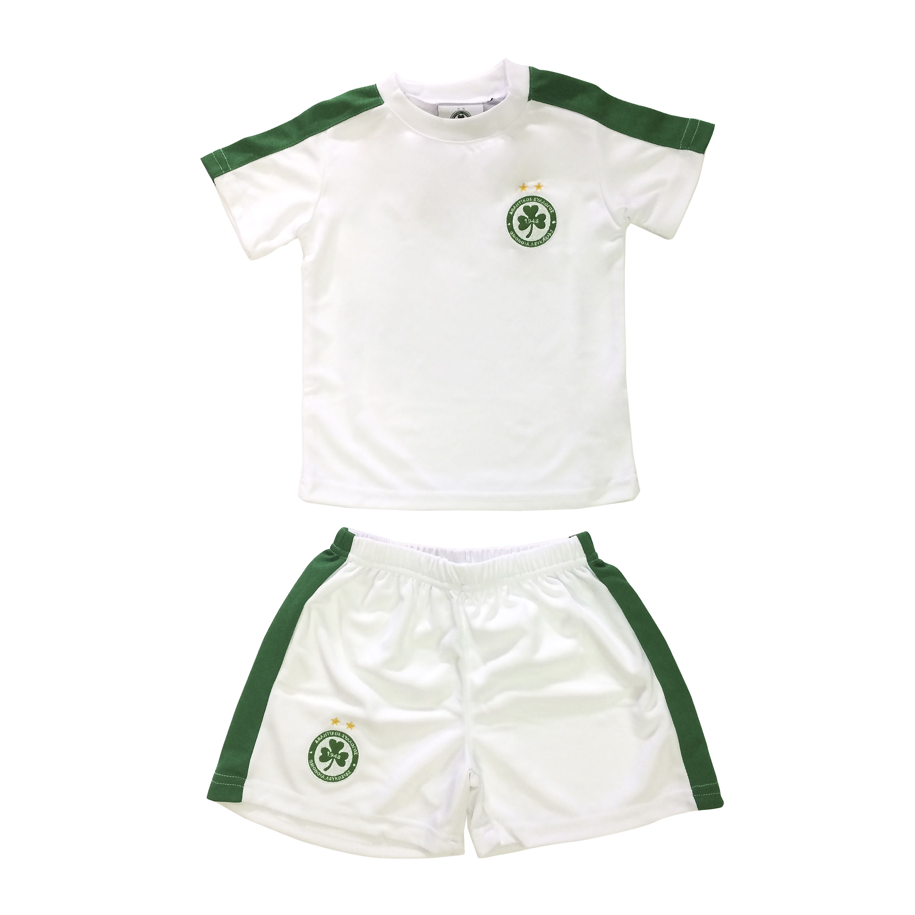 KIDS UNIFORM WHITE 8